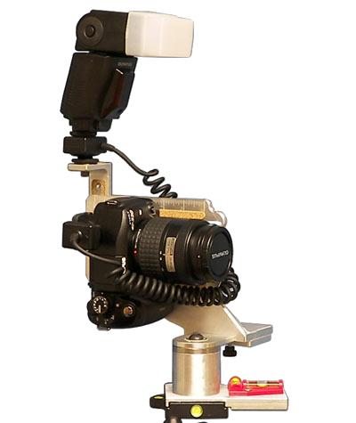 Virtual Tour Lens and Camera